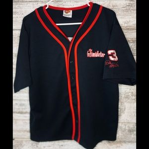 "Vintage Dale Earnhard ""the intimidator"" Jersey"